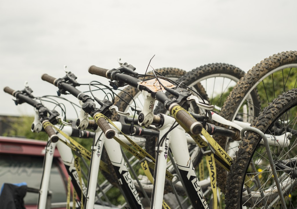 Pop up bike hire with SOSUSSEX